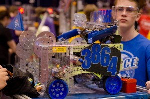 South Carolina FTC 3864's Robot 2011